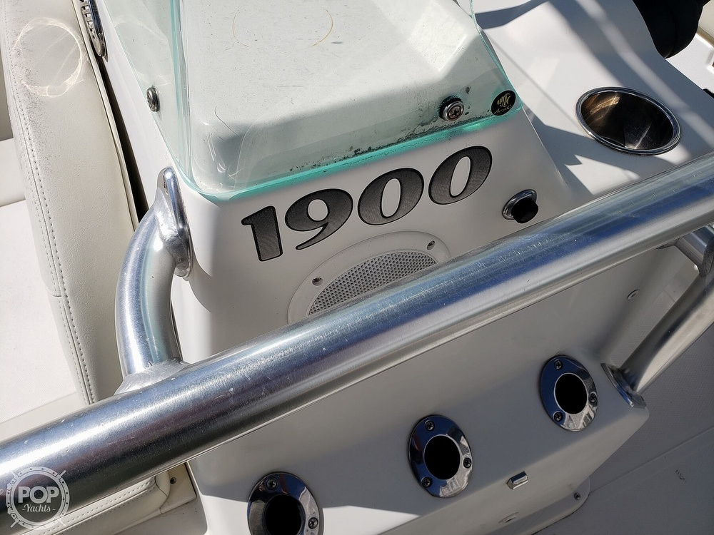 2014 Sailfish boat for sale, model of the boat is 1900 Bay Boat & Image # 32 of 40