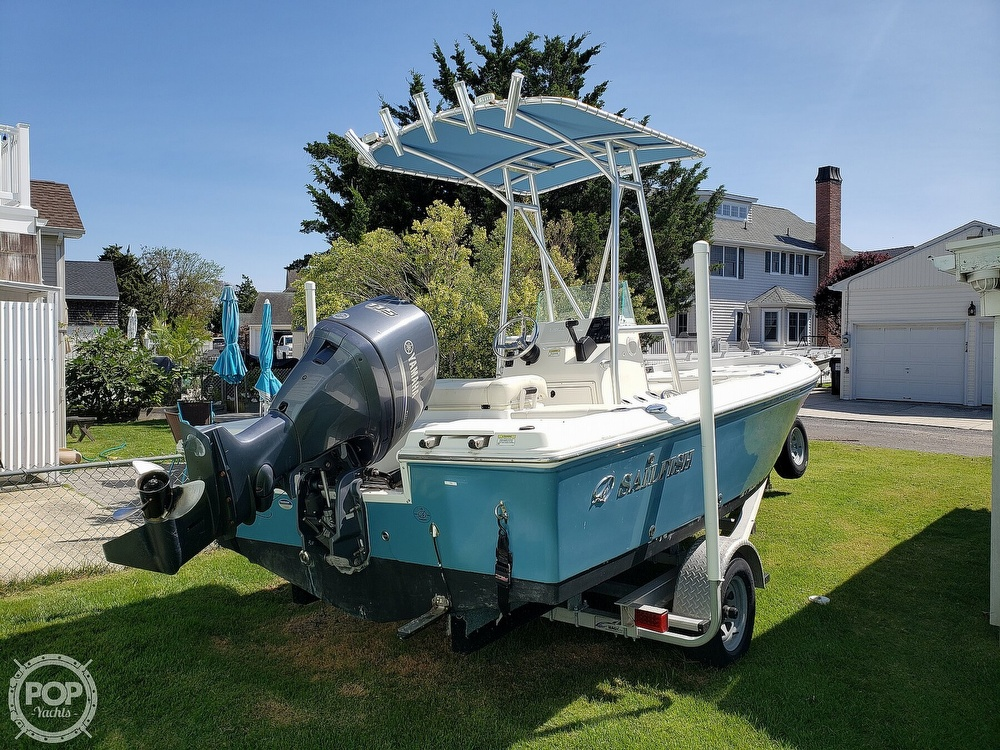 2014 Sailfish boat for sale, model of the boat is 1900 Bay Boat & Image # 11 of 40