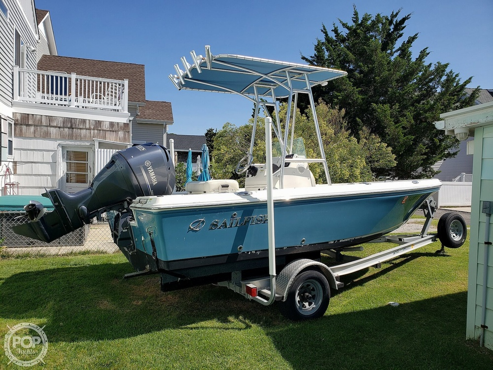 2014 Sailfish boat for sale, model of the boat is 1900 Bay Boat & Image # 12 of 40