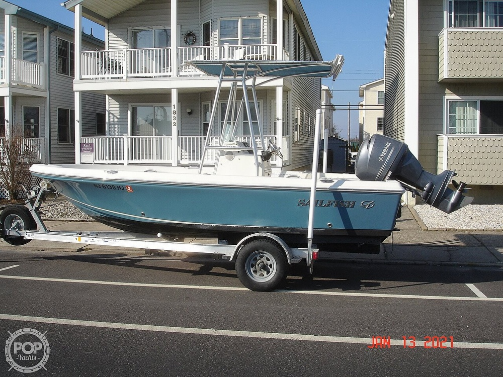 2014 Sailfish boat for sale, model of the boat is 1900 Bay Boat & Image # 2 of 40
