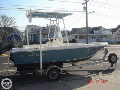 2014 Sailfish 1900 Bay Boat - #1