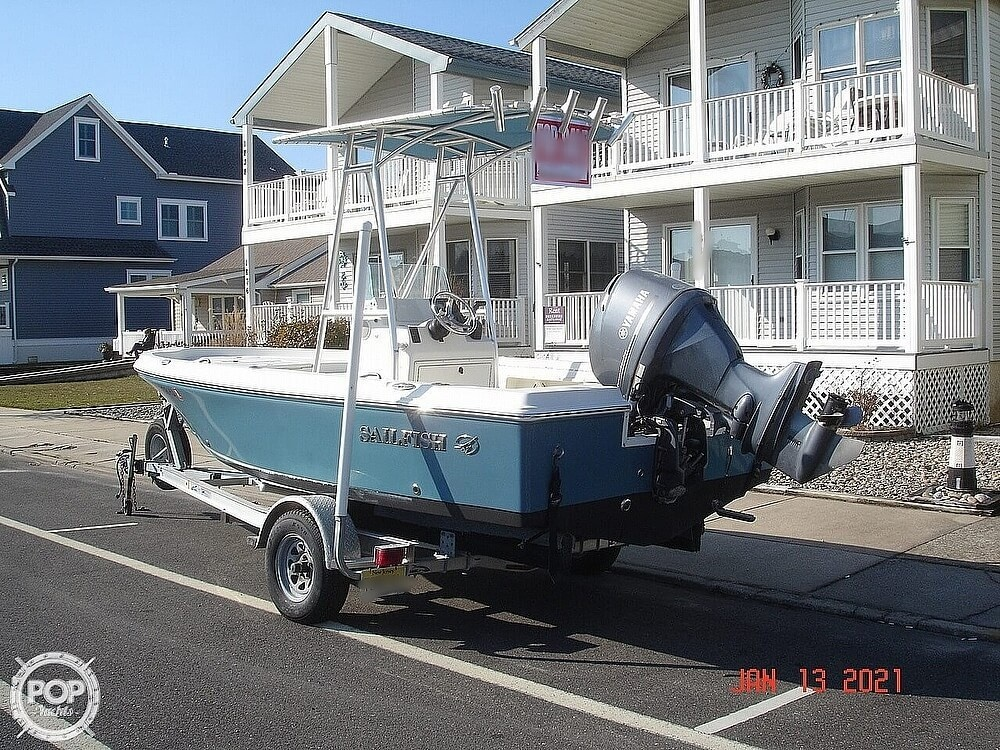 2014 Sailfish boat for sale, model of the boat is 1900 Bay Boat & Image # 7 of 40