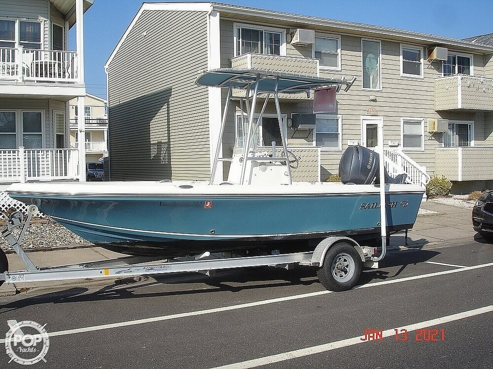 2014 Sailfish boat for sale, model of the boat is 1900 Bay Boat & Image # 3 of 40