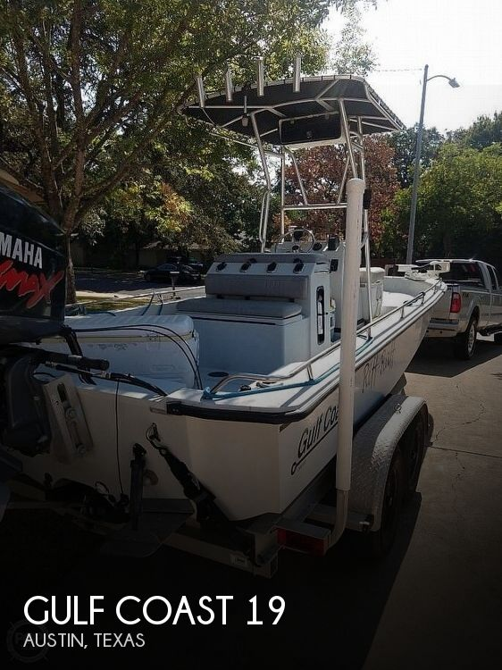 Used Gulf Coast Boats For Sale by owner | 1999 Gulf Coast 19