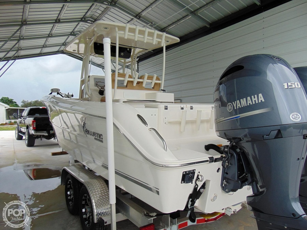 2019 Key West boat for sale, model of the boat is Billistic 261 & Image # 2 of 40