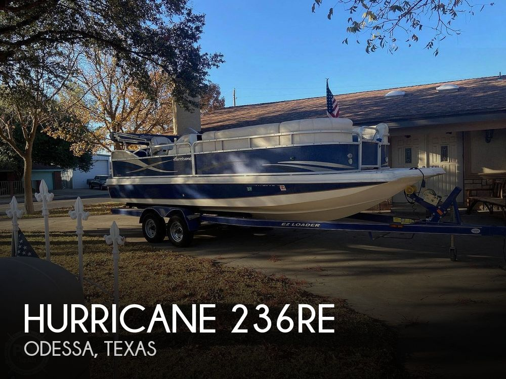 2009 Hurricane boat for sale, model of the boat is 236RE & Image # 1 of 27