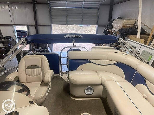 2009 Hurricane boat for sale, model of the boat is 236RE & Image # 17 of 27