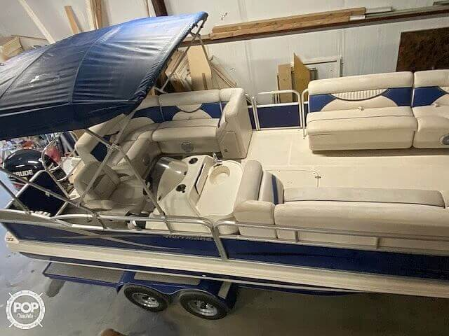 2009 Hurricane boat for sale, model of the boat is 236RE & Image # 22 of 27
