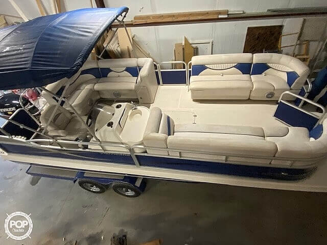 2009 Hurricane boat for sale, model of the boat is 236RE & Image # 23 of 27
