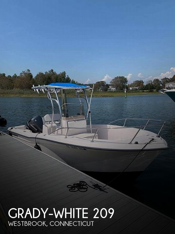 Used Grady-White 20 Boats For Sale by owner | 1997 Grady-White Escape 209