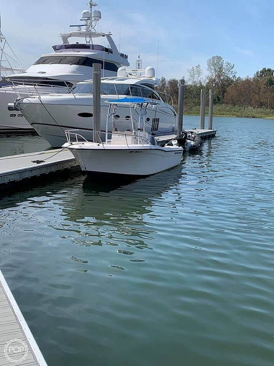 1997 Grady-White boat for sale, model of the boat is 209 Escape & Image # 2 of 40