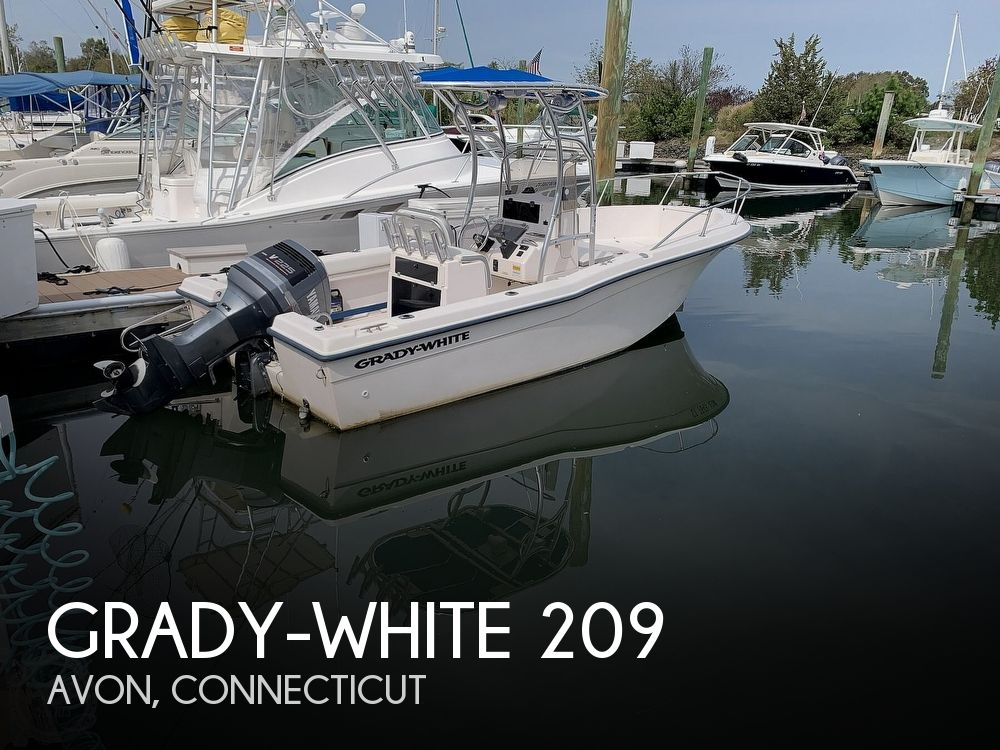 1997 GRADY WHITE 209 ESCAPE for sale