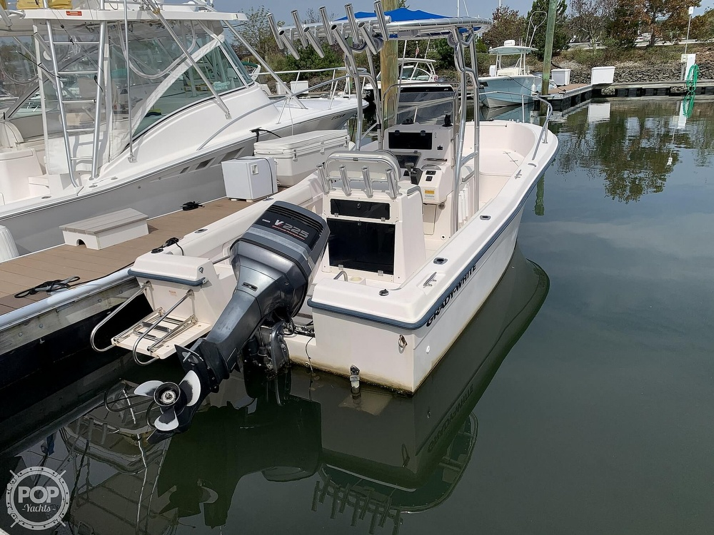 1997 Grady-White boat for sale, model of the boat is 209 Escape & Image # 3 of 40