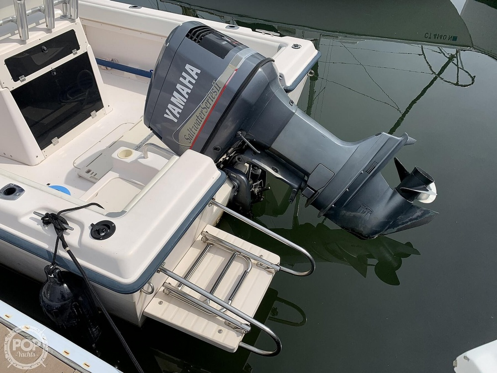 1997 Grady-White boat for sale, model of the boat is 209 Escape & Image # 5 of 40