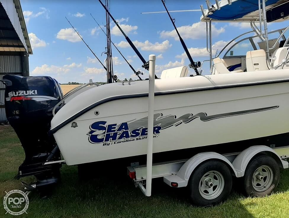 2004 Sea Chaser boat for sale, model of the boat is 2400 Offshore Series & Image # 4 of 29