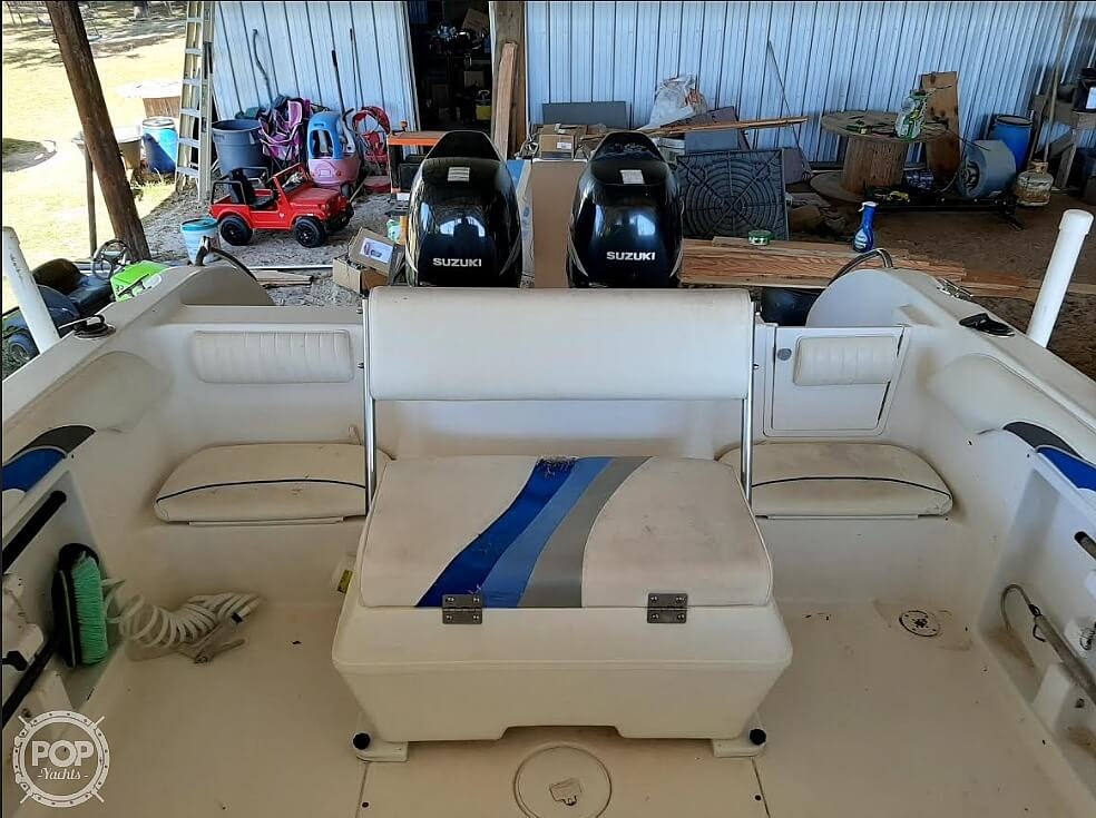 2004 Sea Chaser boat for sale, model of the boat is 2400 Offshore Series & Image # 8 of 29