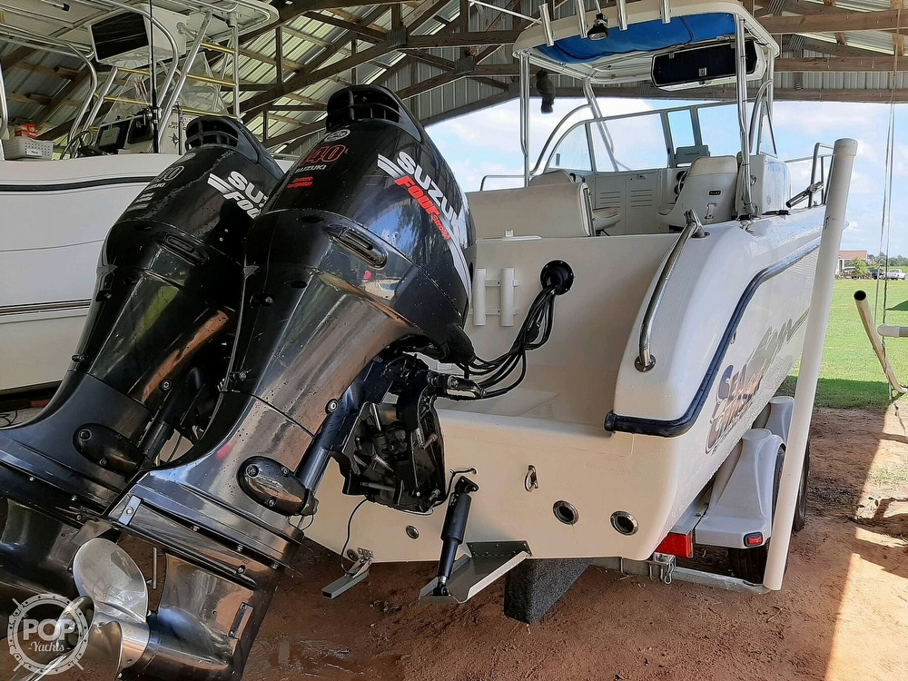 2004 Sea Chaser boat for sale, model of the boat is 2400 Offshore Series & Image # 18 of 29
