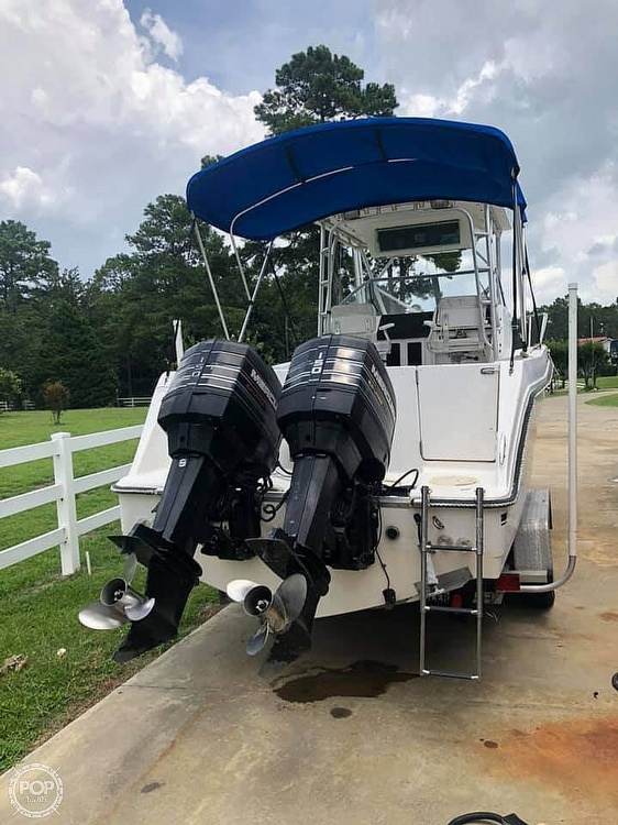 1995 Robalo boat for sale, model of the boat is 2440 WA & Image # 3 of 23