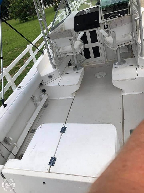 1995 Robalo boat for sale, model of the boat is 2440 WA & Image # 7 of 23