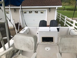 1995 Robalo boat for sale, model of the boat is 2440 WA & Image # 20 of 23