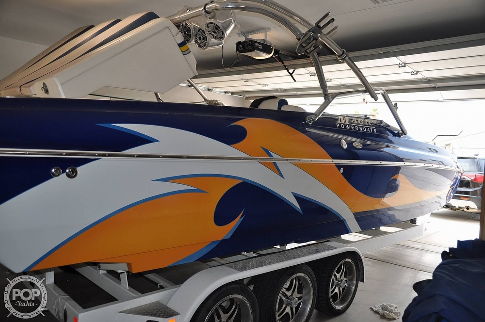 2008 Magic boat for sale, model of the boat is DTS & Image # 25 of 40