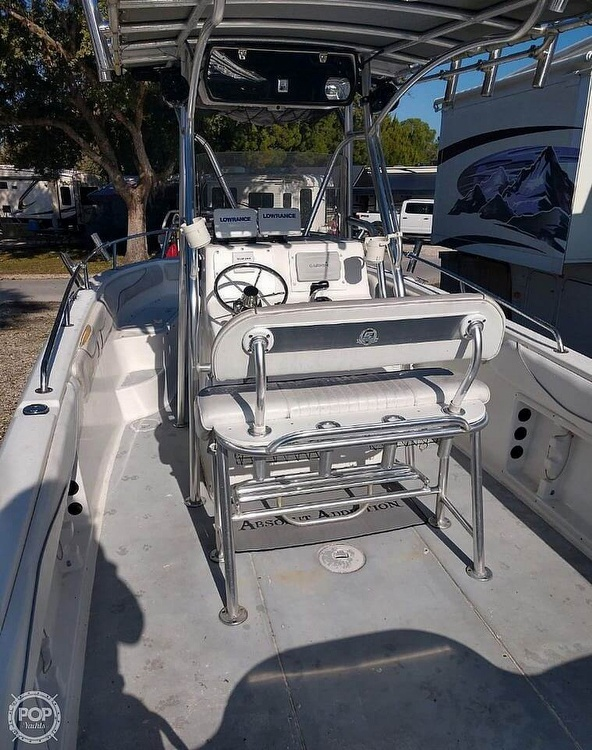 2007 Sea Chaser boat for sale, model of the boat is Offshore Series 2400 CC SC & Image # 3 of 40