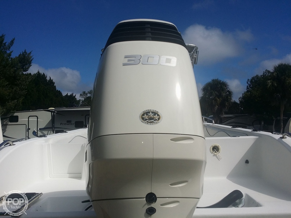 2007 Sea Chaser boat for sale, model of the boat is Offshore Series 2400 CC SC & Image # 7 of 40