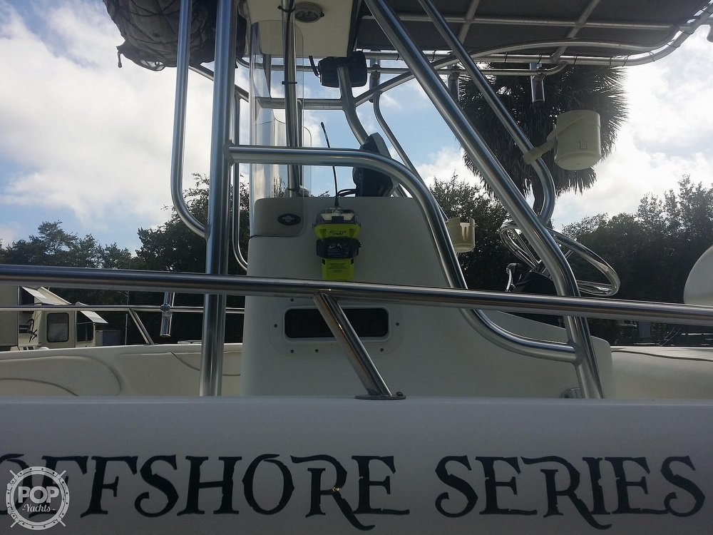 2007 Sea Chaser boat for sale, model of the boat is Offshore Series 2400 CC SC & Image # 22 of 40
