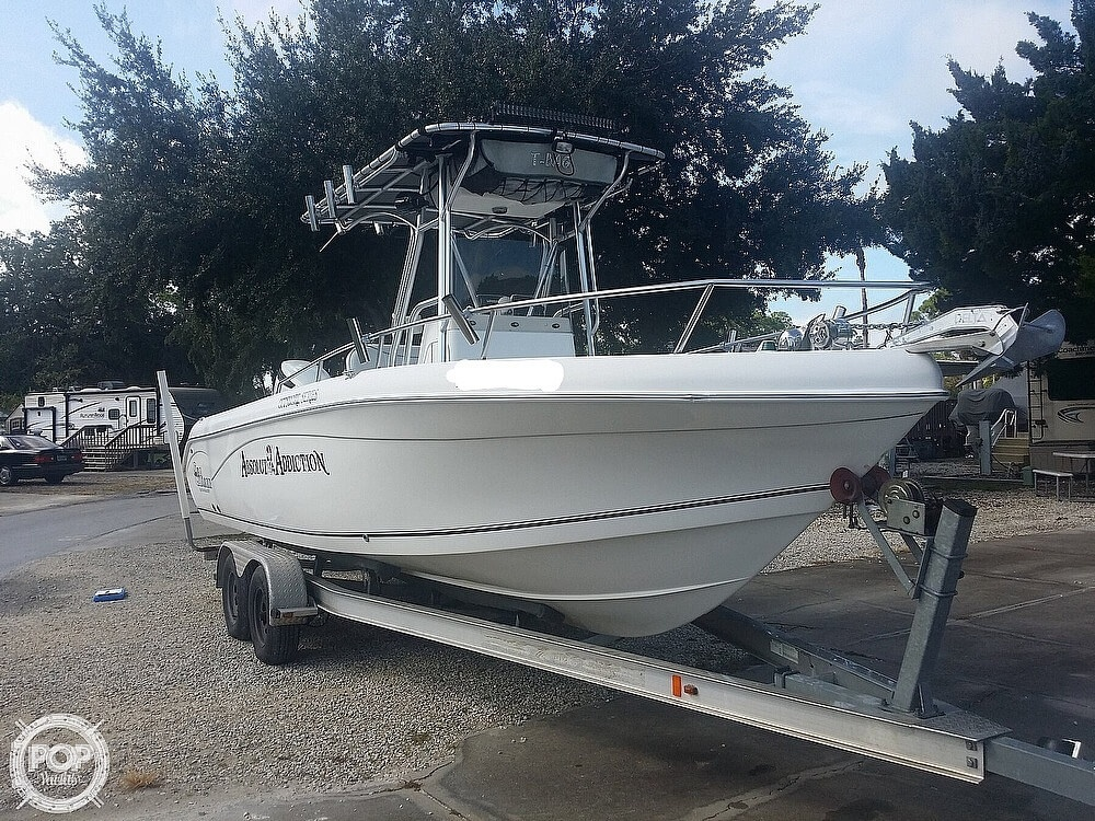 2007 Sea Chaser boat for sale, model of the boat is Offshore Series 2400 CC SC & Image # 2 of 40