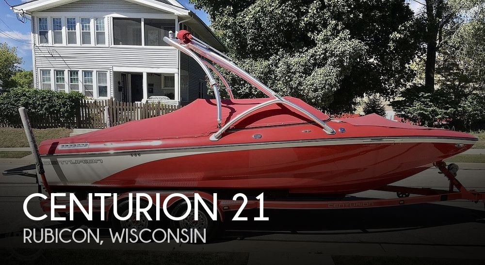 2007 CENTURION 21 ELITE C4 for sale