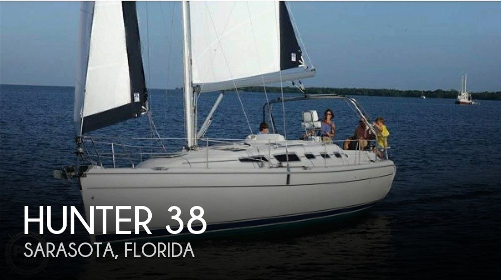 Used Hunter Sailboats For Sale by owner | 2009 Hunter 38