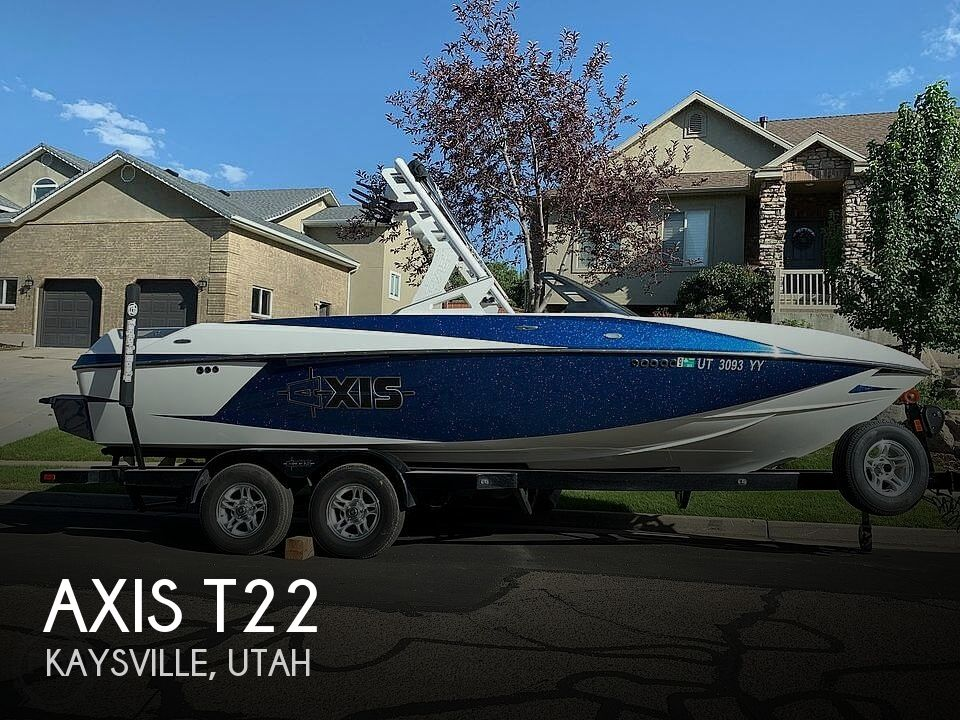 Used Axis Boats For Sale by owner | 2017 Axis T22