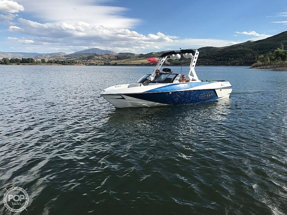 2017 Axis boat for sale, model of the boat is T22 & Image # 27 of 40