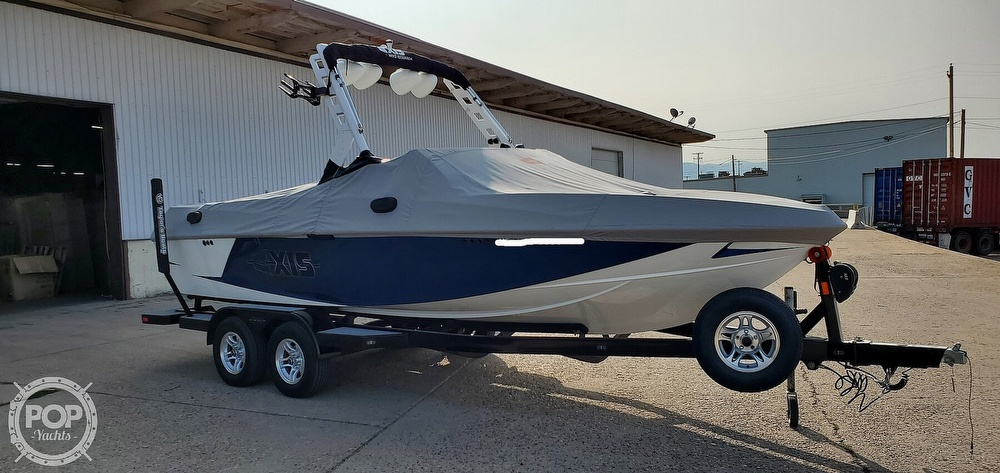2017 Axis boat for sale, model of the boat is T22 & Image # 34 of 40