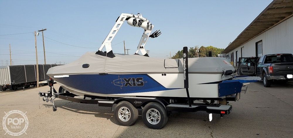 2017 Axis boat for sale, model of the boat is T22 & Image # 36 of 40