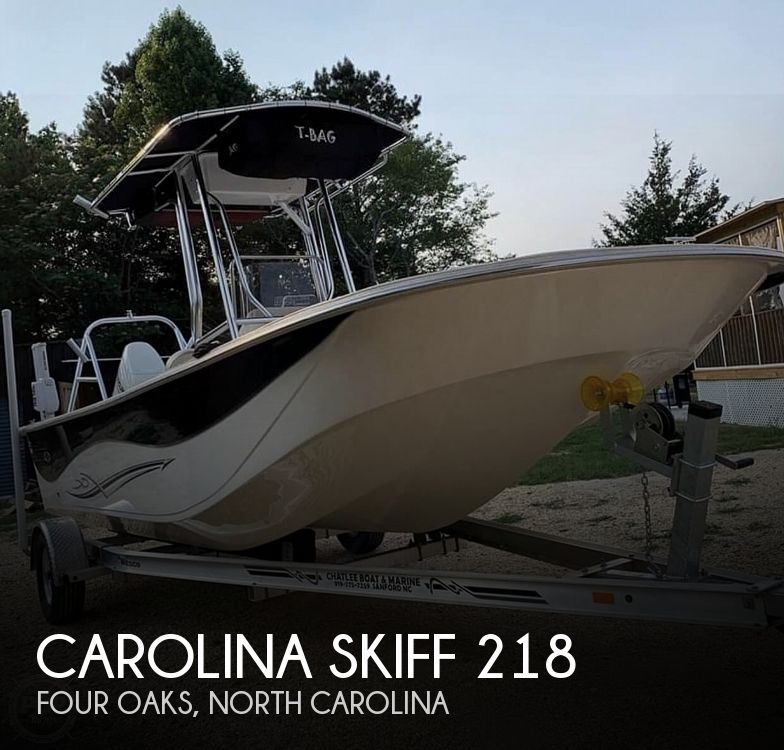 Used Carolina Skiff Boats For Sale by owner | 2019 Carolina Skiff 218 DLV