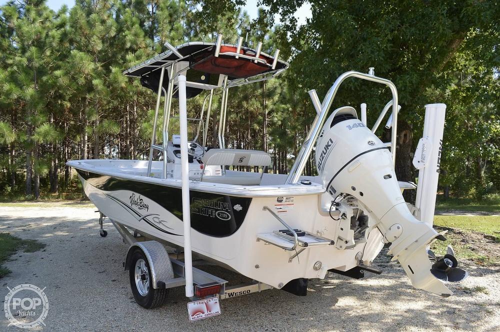 2019 Carolina Skiff boat for sale, model of the boat is 218 DLV & Image # 16 of 40