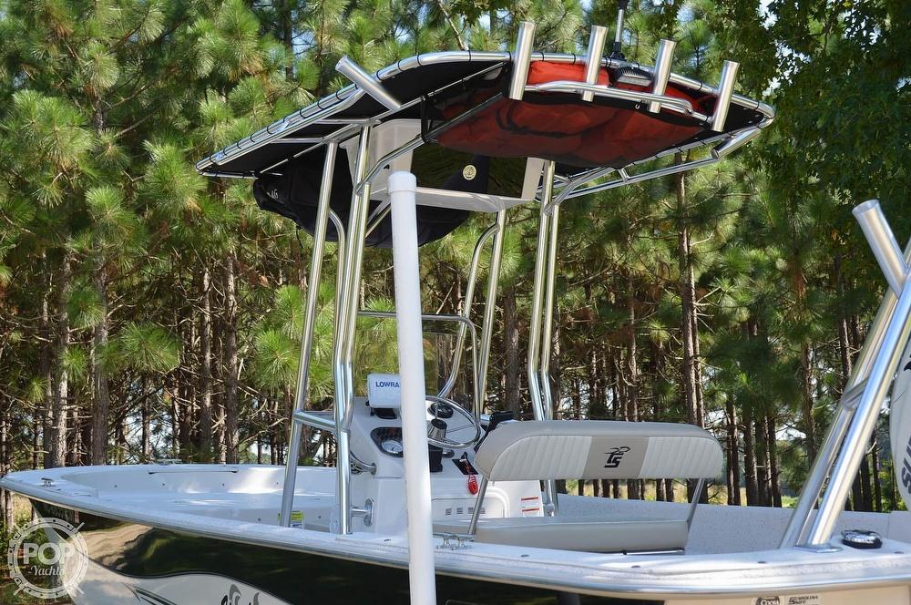 2019 Carolina Skiff boat for sale, model of the boat is 218 DLV & Image # 3 of 40