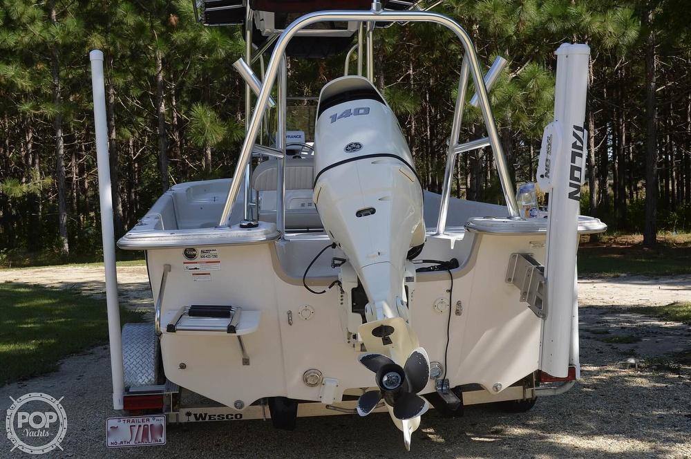 2019 Carolina Skiff boat for sale, model of the boat is 218 DLV & Image # 14 of 40