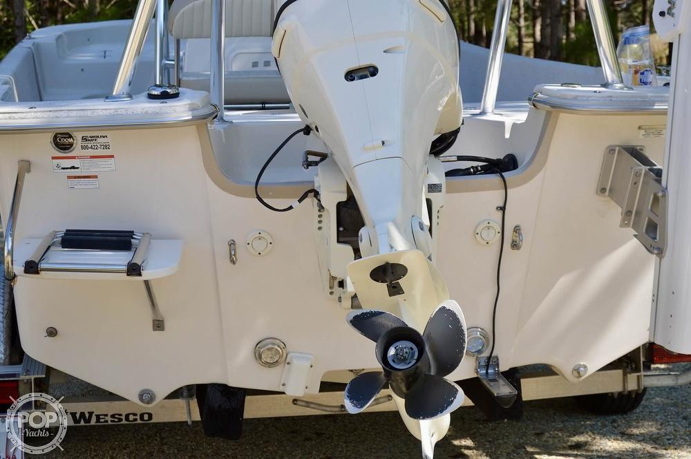 2019 Carolina Skiff boat for sale, model of the boat is 218 DLV & Image # 15 of 40