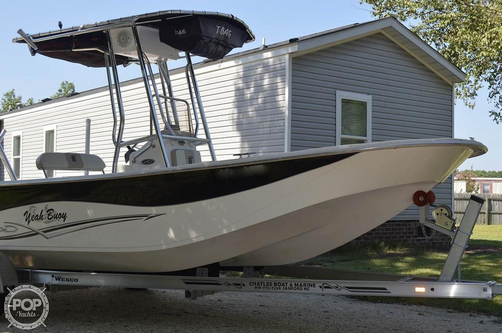 2019 Carolina Skiff boat for sale, model of the boat is 218 DLV & Image # 19 of 40