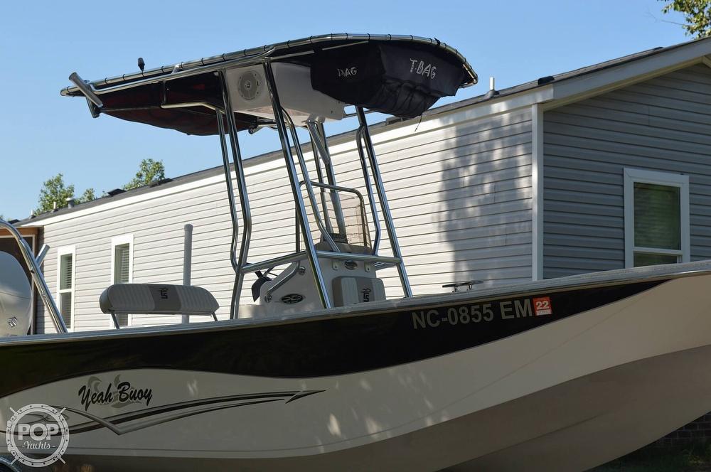 2019 Carolina Skiff boat for sale, model of the boat is 218 DLV & Image # 20 of 40