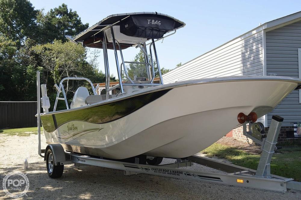 2019 Carolina Skiff boat for sale, model of the boat is 218 DLV & Image # 21 of 40