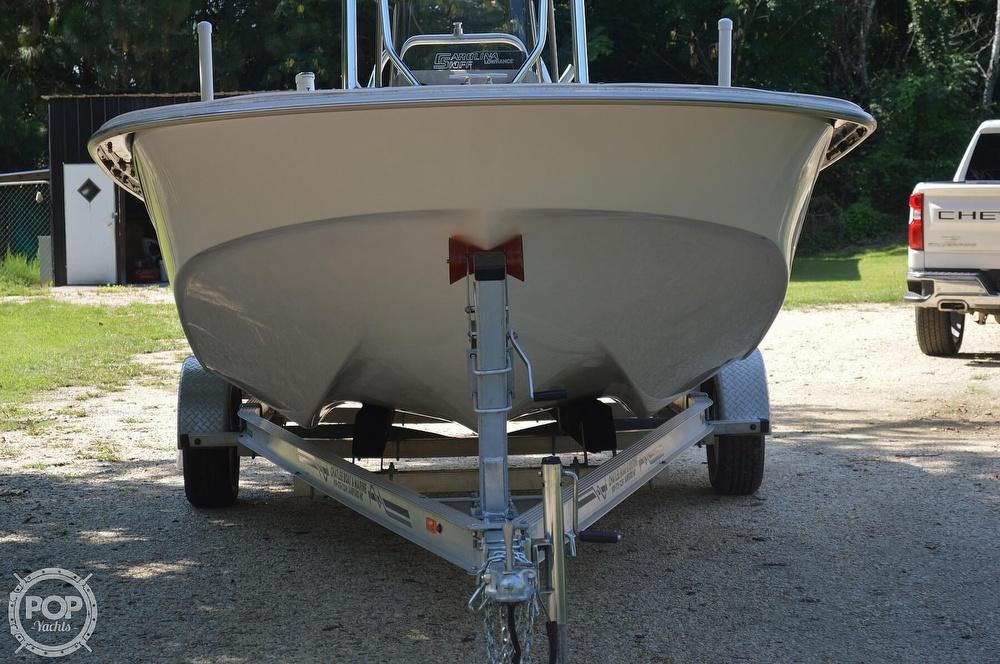 2019 Carolina Skiff boat for sale, model of the boat is 218 DLV & Image # 5 of 40