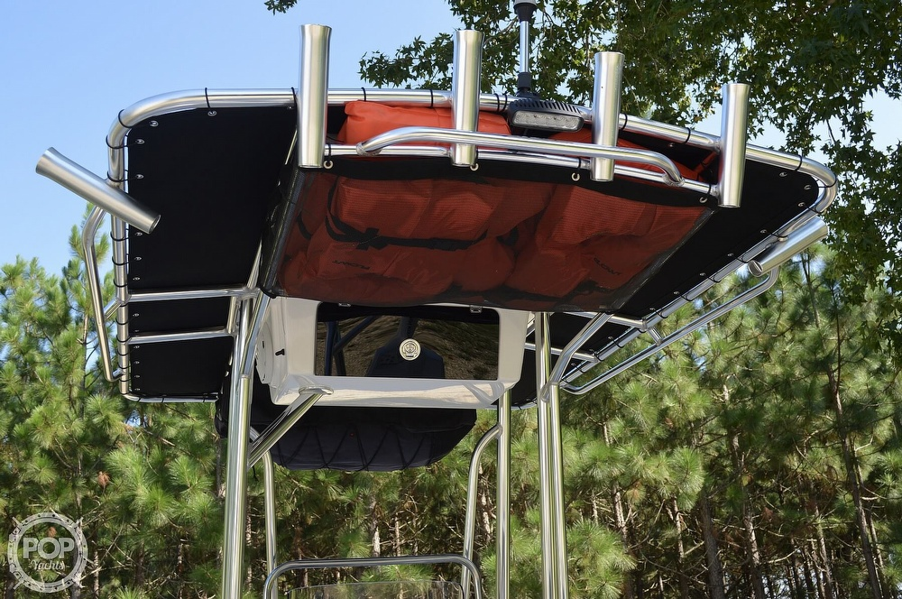 2019 Carolina Skiff boat for sale, model of the boat is 218 DLV & Image # 17 of 40