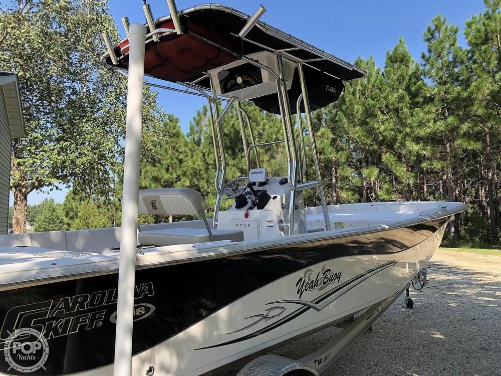 2019 Carolina Skiff boat for sale, model of the boat is 218 DLV & Image # 24 of 40