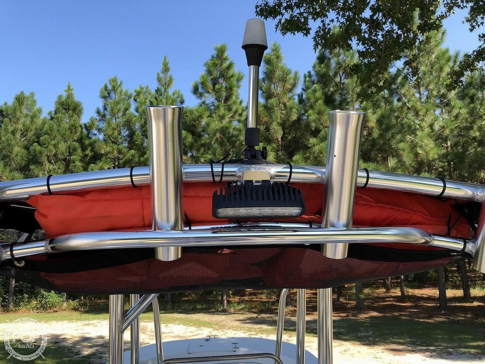 2019 Carolina Skiff boat for sale, model of the boat is 218 DLV & Image # 27 of 40
