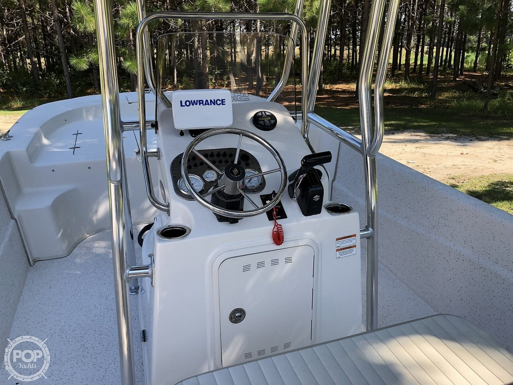 2019 Carolina Skiff boat for sale, model of the boat is 218 DLV & Image # 12 of 40