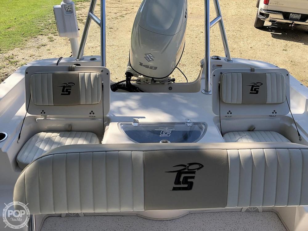 2019 Carolina Skiff boat for sale, model of the boat is 218 DLV & Image # 10 of 40
