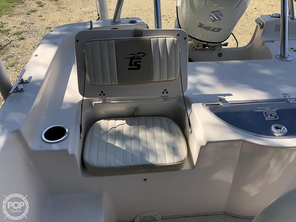 2019 Carolina Skiff boat for sale, model of the boat is 218 DLV & Image # 30 of 40